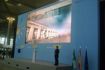 Inauguración T3 Aeropuerto Málaga