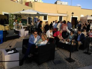 Producción Festivales: Aires Sonoros- Area VIP 2
