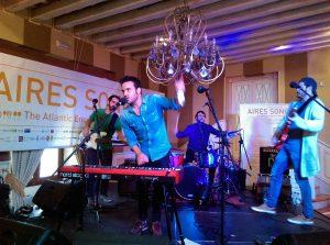 Producción Festivales: Aires Sonoros- Zelada
