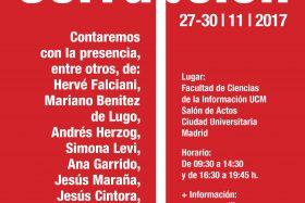 JORNADAS #NoMasCorrupcion- Elaboración Ley Integral Contra Corrupción Política